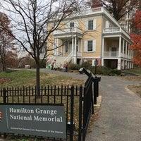 Das Foto wurde bei Hamilton Grange National Memorial von Ivan C. am 12/3/2017 aufgenommen