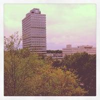Photo taken at Radboud Universiteit by Florian B. on 10/13/2012