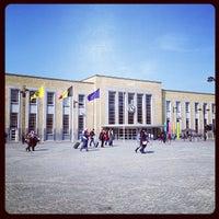 5/1/2013 tarihinde Florian B.ziyaretçi tarafından Station Brugge'de çekilen fotoğraf