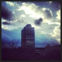 Photo taken at Radboud Universiteit by Florian B. on 12/26/2012