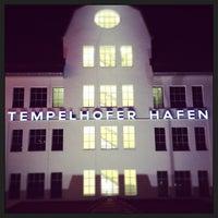 Das Foto wurde bei Tempelhofer Hafen von Florian B. am 1/31/2013 aufgenommen