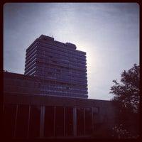 Photo taken at Radboud Universiteit by Florian B. on 10/3/2013