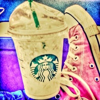 Photo taken at Starbucks by Candy Z. on 5/24/2013