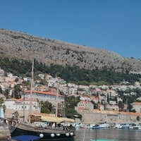 Photo taken at Dubrovnik Port by Mitesh S. on 7/26/2013