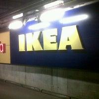 Photo taken at IKEA by Giampiero F. on 11/10/2012
