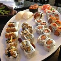 Photo taken at Sushi Japan by Anna B. on 12/2/2012