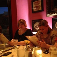 Photo taken at Cyrano's Cafe by Anna B. on 9/25/2012
