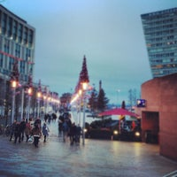 Photo taken at Liverpool ONE by Anna S. on 11/18/2012