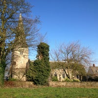 Photo taken at St wilfrid's Church by Anna S. on 1/13/2013
