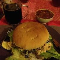 Photo taken at Café La Última Frontera by Fiona Y. on 7/18/2013