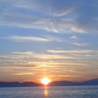 4/12/2013 tarihinde Olcy T.ziyaretçi tarafından Güzelbahçe Sahili'de çekilen fotoğraf