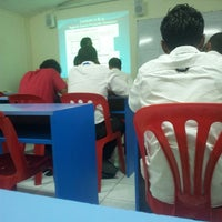 Photo taken at VC Class Room 8 by Xilvan X. on 3/14/2013