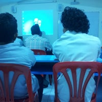 Photo taken at VC Class Room 8 by Xilvan X. on 1/23/2013