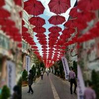 Photo taken at Şemsiyeli Sokak by 👑Derya D. on 9/29/2015