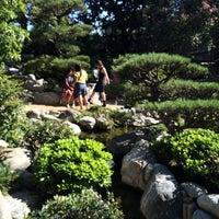 James Irvine Japanese Garden At The Jacc Garden In Los Angeles