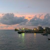 Photo taken at Penang Ferry Terminal (Pangkalan Raja Tun Uda) by Khai Wei N. on 10/6/2012