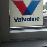 Photo taken at Valvoline Instant Oil Change by Becky T. on 8/21/2013