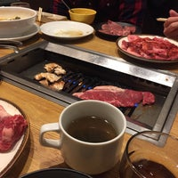 Photo taken at 焼肉ウエスト 飯塚店 by リー on 1/12/2016