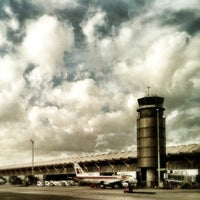 Photo taken at Terminal 4 by Rafael M. on 4/15/2013