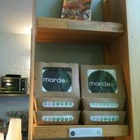 Photo taken at Mordeo by SIMONA C. on 4/16/2014