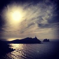 Photo taken at Faro de Cabo Vilán by albrtrpn on 7/18/2013