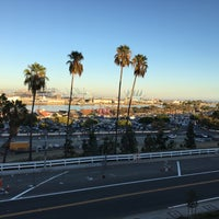 Photo taken at Port Of Long Beach by N F P. on 10/8/2017
