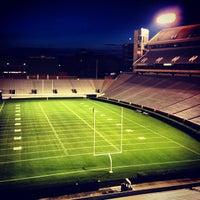 Photo taken at Sanford Stadium by Blane M. on 8/10/2013