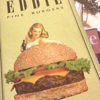 Photo taken at Eddie Fine Burgers by Brisa L. on 1/1/2013