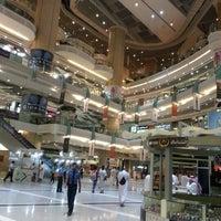 Photo taken at Abraj Al Bait Shopping Center by Ali j. on 10/24/2012