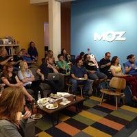 Photo taken at Moz by Jon W. on 7/23/2013
