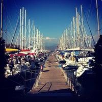 9/21/2012 tarihinde Tamara R.ziyaretçi tarafından Ece Saray Marina Resort'de çekilen fotoğraf
