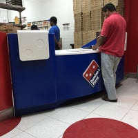 Photo taken at Domino's Pizza by mohammad a. on 3/10/2015