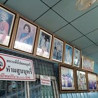 Photo taken at ร้านอาหารปากคลอง ชะอํา by Tukta K. on 1/1/2014