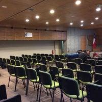 Photo taken at Universidad de Playa Ancha de Ciencias de la Educación by Cristian C. on 3/26/2014