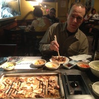 Photo taken at Imperial Korean BBQ Restaurant by James W. on 4/20/2013