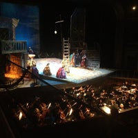 Снимок сделан в Новая опера пользователем Anastasia S. 1/25/2013