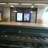 Photo taken at Metro Bela Vista [VM] by Antonio Jose G. on 2/16/2016
