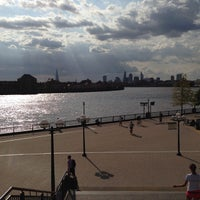 Photo taken at Canary Wharf Pier by Ceres on 8/4/2014