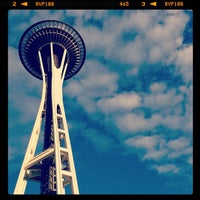 Photo taken at Space Needle by Jonathan I. on 6/2/2013