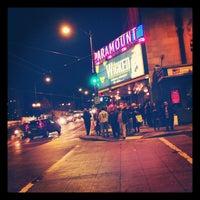 Photo prise au Paramount Theatre par Jonathan I. le10/27/2012