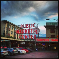 Photo taken at Pike Place Market by Jonathan I. on 6/18/2013
