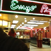 Photo taken at Enzo Pizza by Bryce G. on 1/15/2013