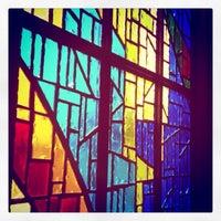 Photo taken at PMCC Santuary by Brad D. on 10/13/2013