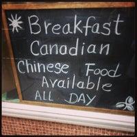 Photo taken at Royork Restaurant by Justin C. on 4/20/2013
