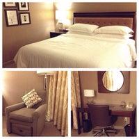Photo taken at Sheraton Reston Hotel by Brian J. P. on 11/9/2013