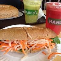 Foto tomada en Hanco's Bubble Tea & Vietnamese Sandwich por Roque C. el 7/15/2013