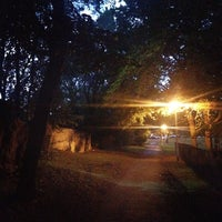 Photo taken at Parc du Pélican by Gabrielle R. on 7/30/2014