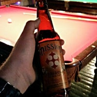 Photo taken at Zanzibar Billiards Bar & Grill by Danny H. on 10/24/2014