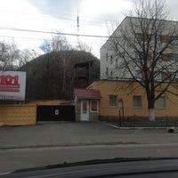 Photo taken at Державна пожежно-рятувальна частина Подільського району by Olena I. on 1/9/2014