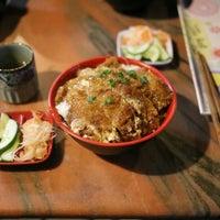 Photo taken at Kizuna Takeout Japanese Kitchen by Mikko V. on 2/22/2014